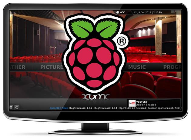 OpenElec Raspberry Pi