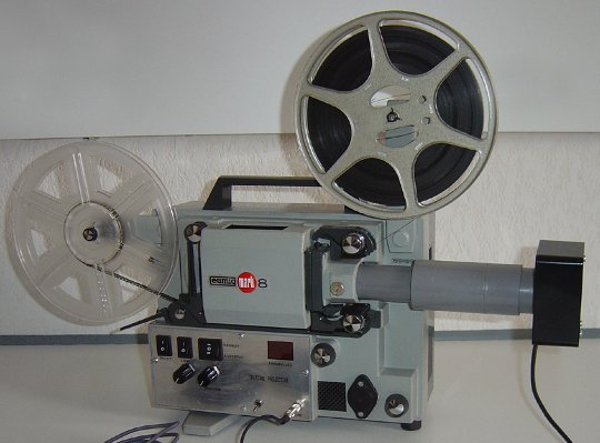 DIY Telecine Machine